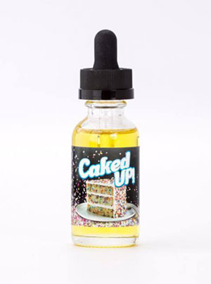 Caked Up! e-Juice Review