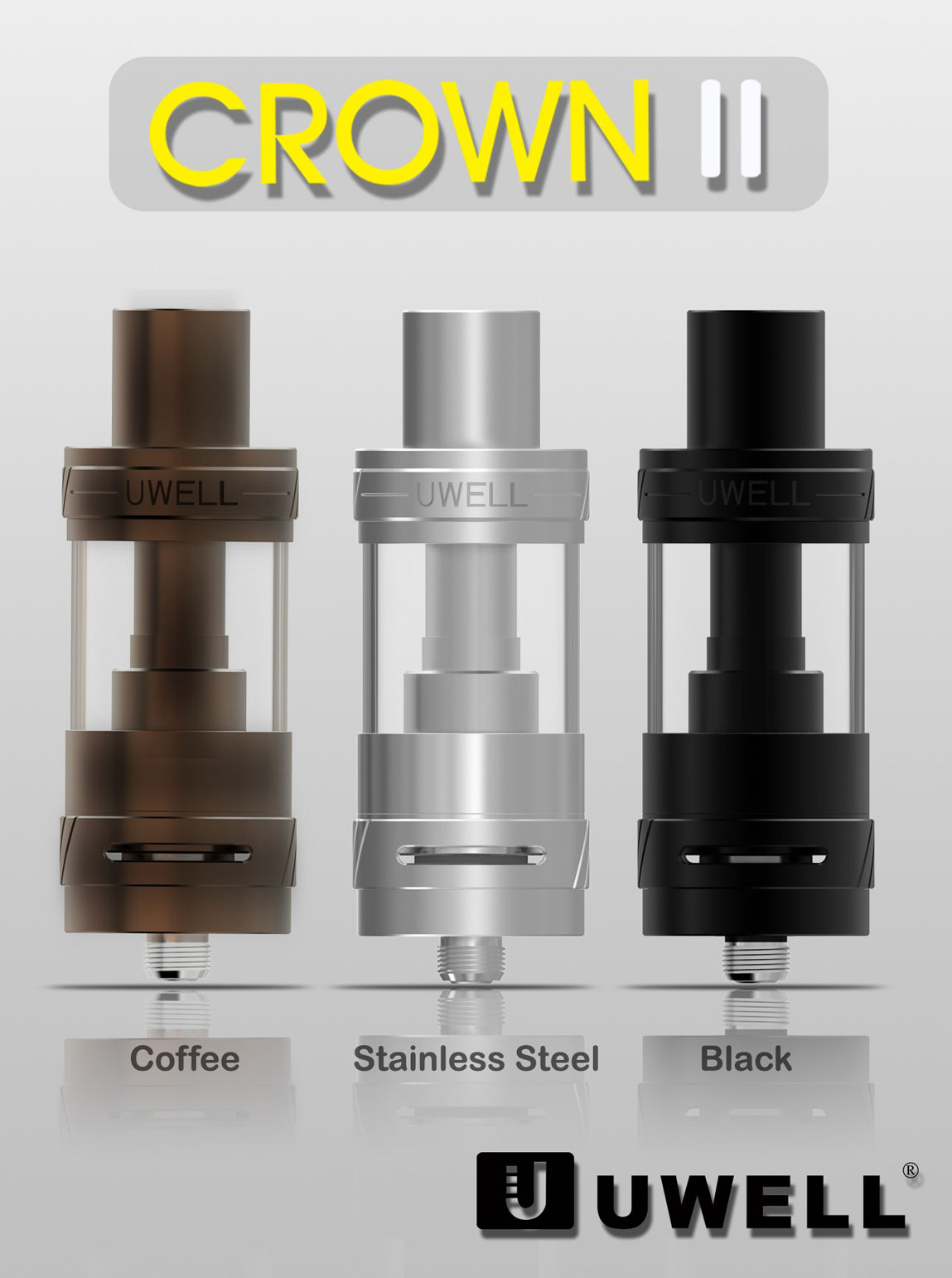 Uwell Crown 2 Tank Review