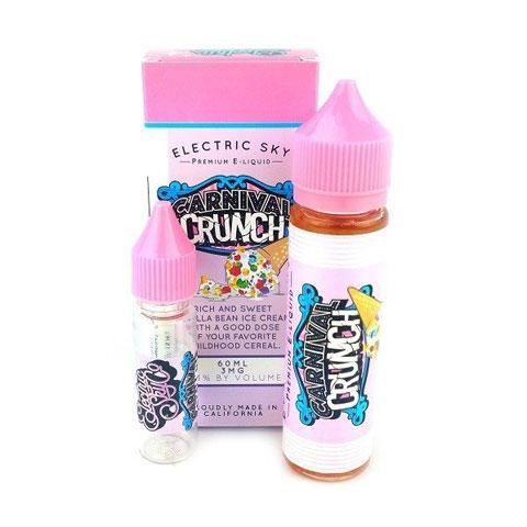 Carnival Crunch E Liquid