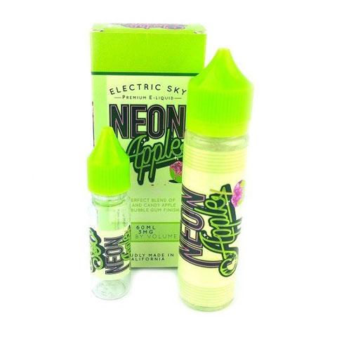 Neon Apple E Liquid