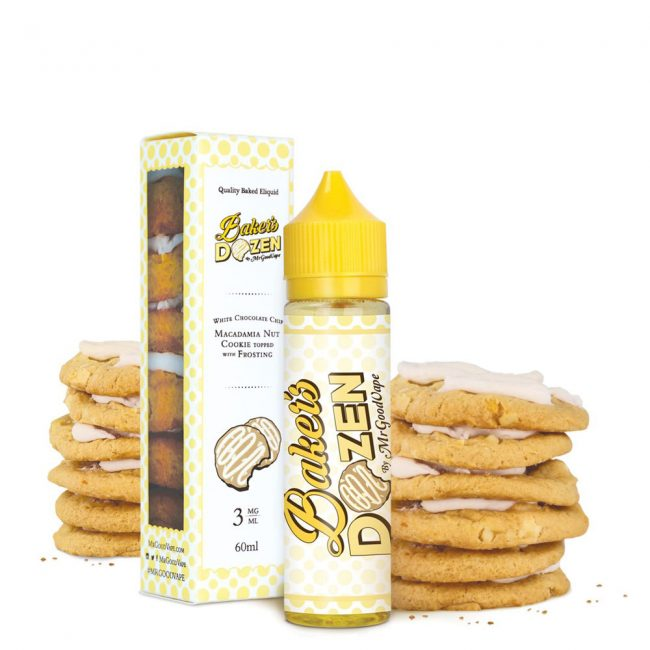 Baker's Dozen by Mr. Good Vape