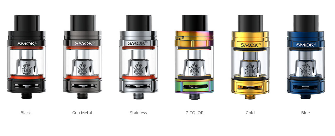 TFV8 Big Baby Tank - All Colors