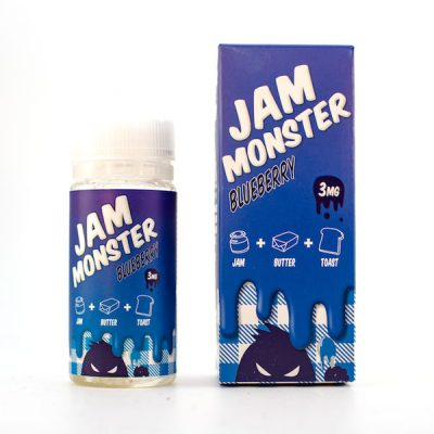 Blueberry Jam Monster