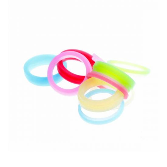 Color Glow O-rings