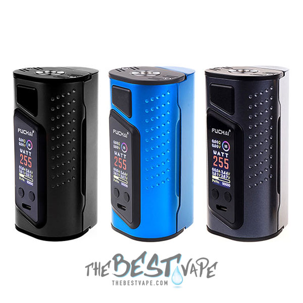 Sigelei Fuchai Duo-3 2 Cover Version