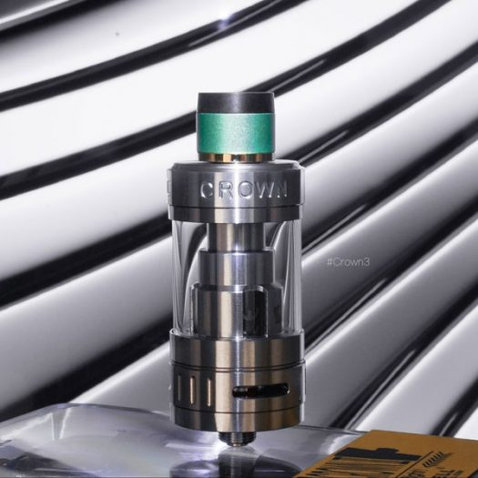 Stainless Steel Uwell Crown 3 Tank