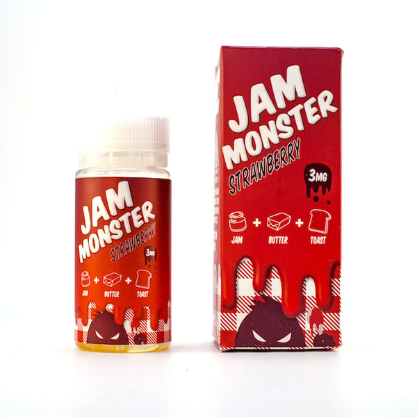 Strawberry Jam Monster
