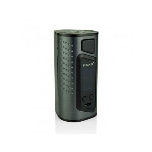 Gun Metal Sigelei Fuchai Duo-3 2 Cover