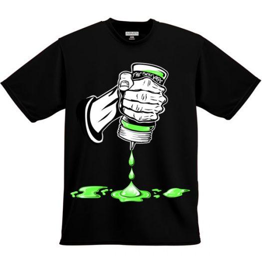Gecko Green Shirt