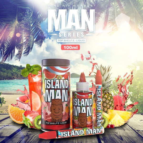 Island Man eJuice
