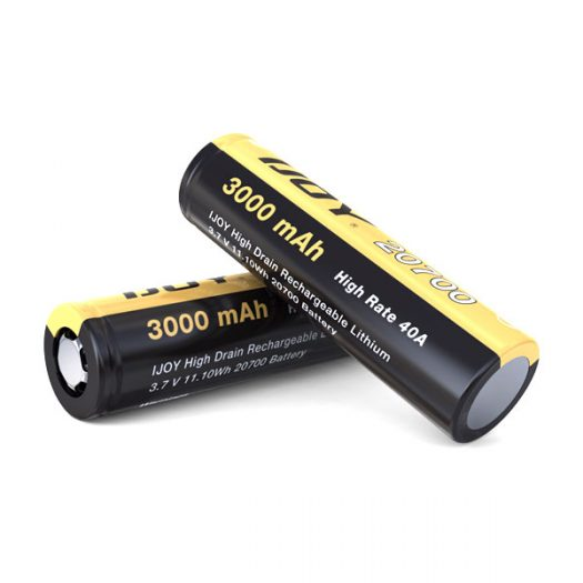 20700 Battery by iJoy
