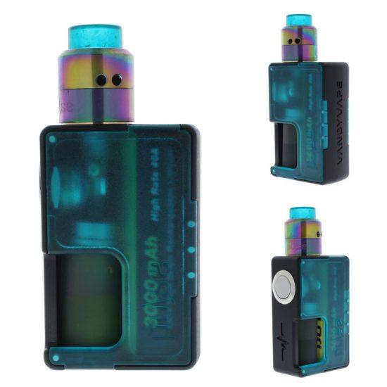 Cyan Pulse BF Kit
