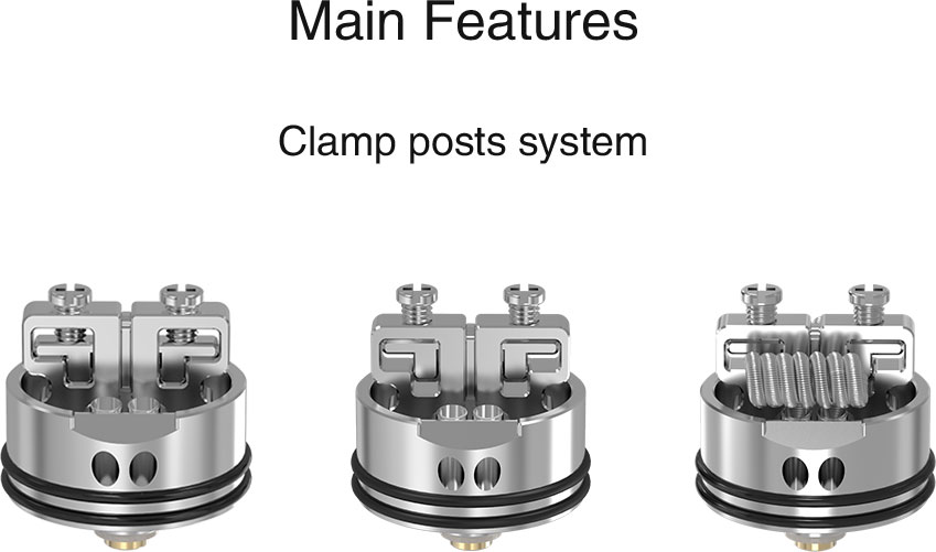 Clamp Post System