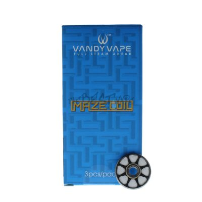 Maze RDA Replacement Coils