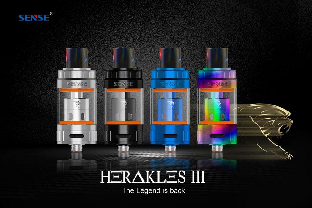 Sense Herakles lll Sub Ohm Tank by Sense
