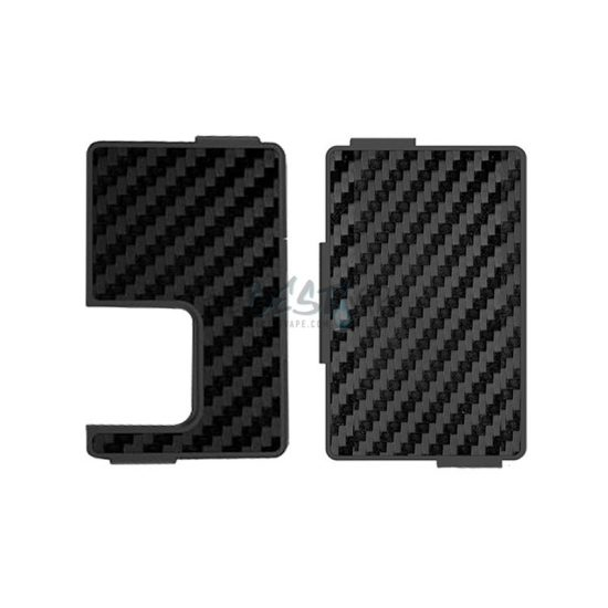 Carbon Fiber Full Black Panels