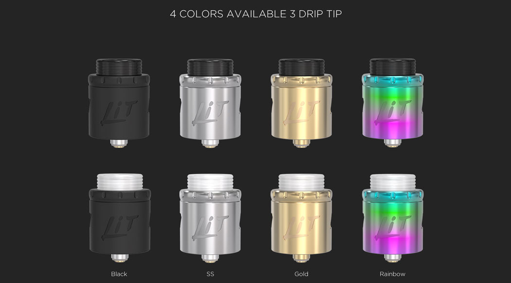 Lit RDA Colors