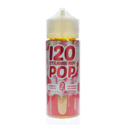 120 Strawberry Pop