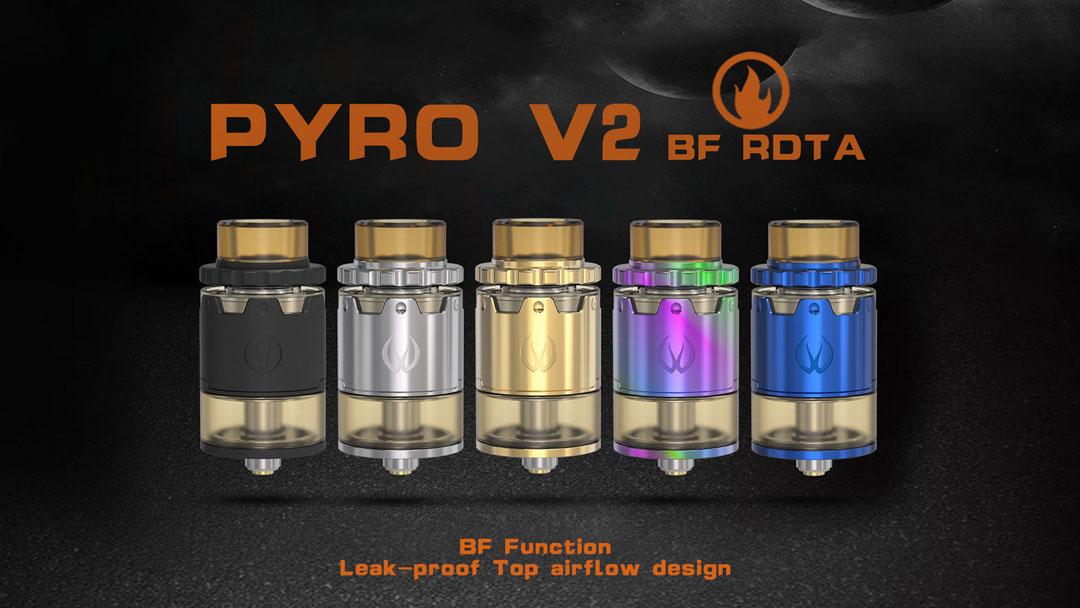 Pyro V2 BF RDTA