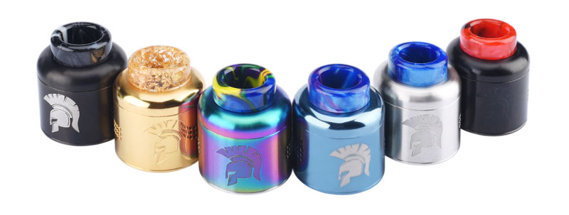 Warrior RDA All 6