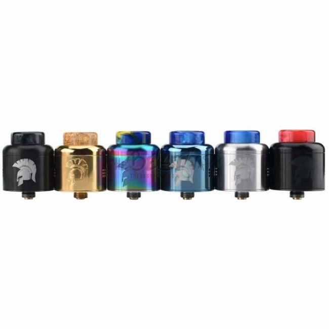 Wotofo Warrior RDA