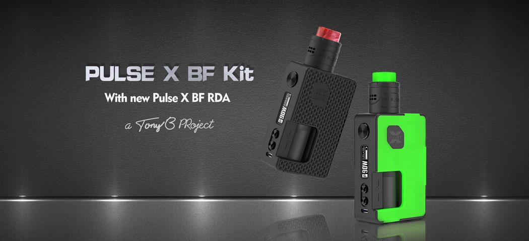 Pulse X BF Kit - Banner