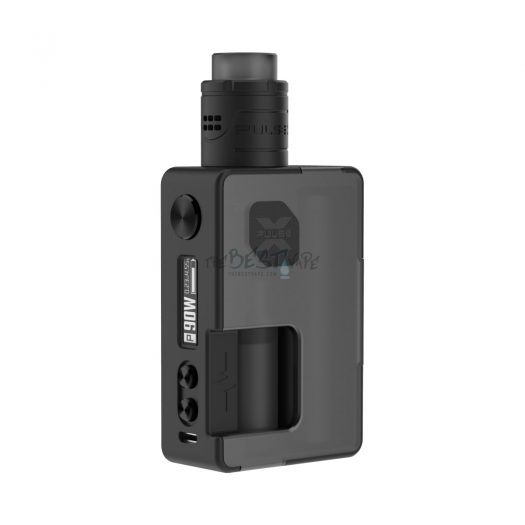 Pulse X BF Kit Frosted Black