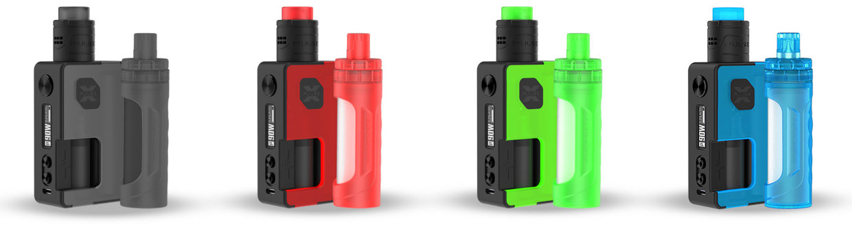 Pulse X BF Kit - New Refill Bottle