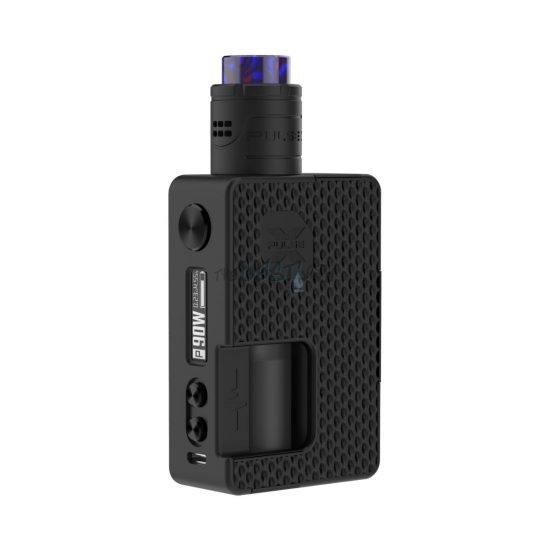 Pulse X BF Kit G10 Black