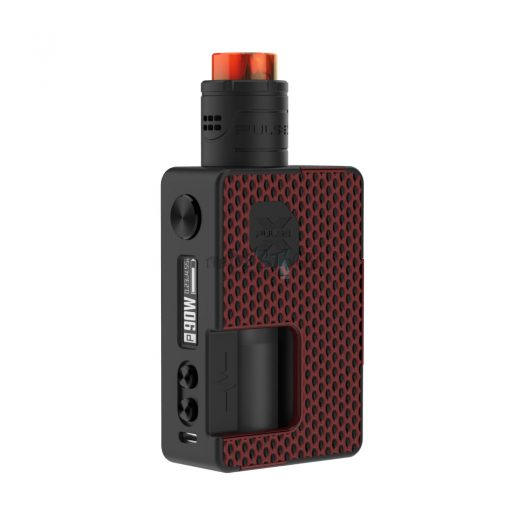 Pulse X BF Kit G10 Red