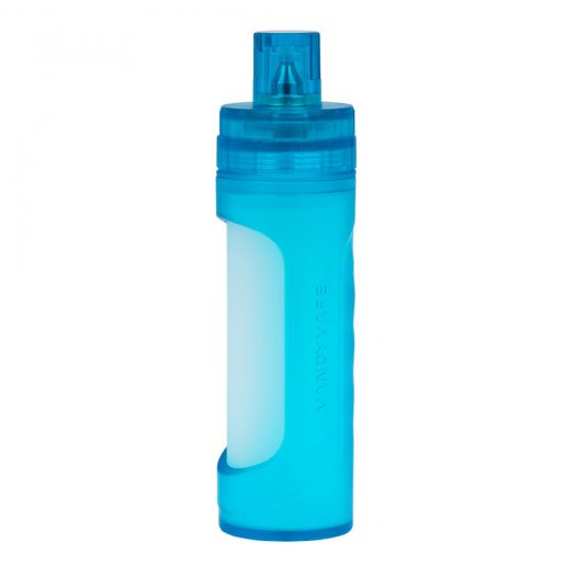 Pulse X Refill Bottles Frosted Cyan
