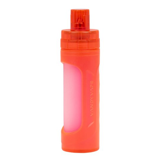 Pulse X Refill Bottles Frosted Red