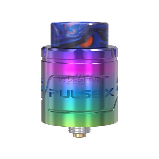 Rainbow Pulse X BF RDA