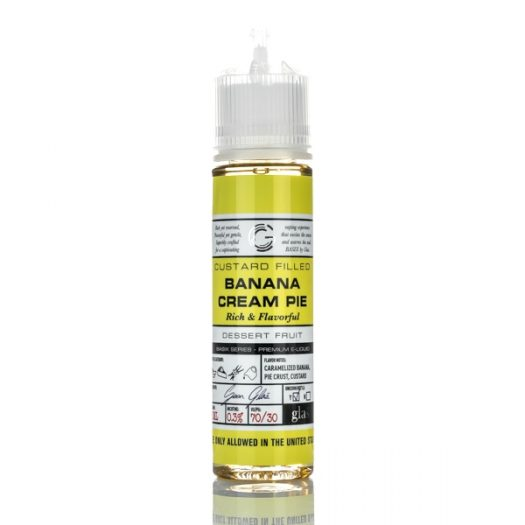 Banana Cream Pie - Bottle