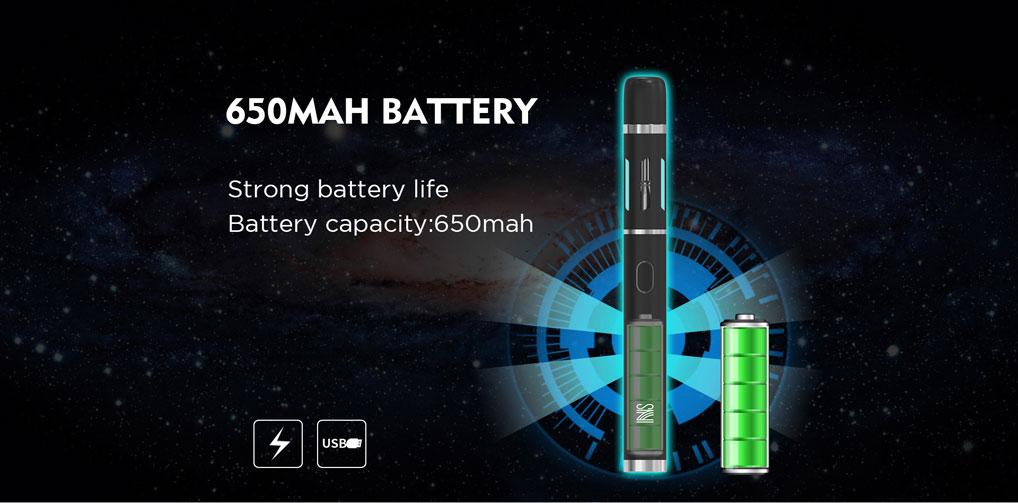 Vandy Vape NS Pen Kit - Battery