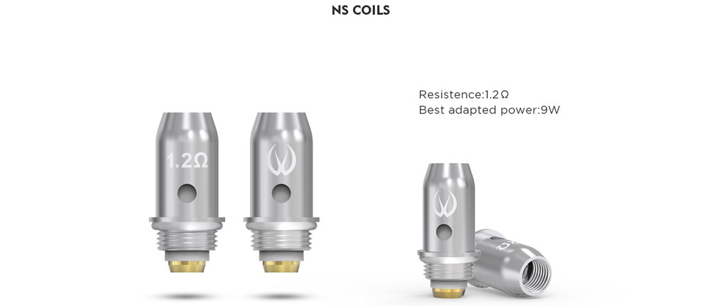Vandy Vape NS Pen Kit - Coils