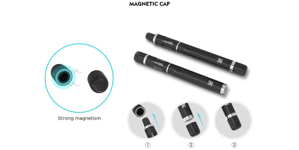 Vandy Vape NS Pen Kit - Magnetic Cap
