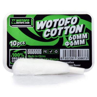 Wotofo Pre-Built Cotton for Profile RDA