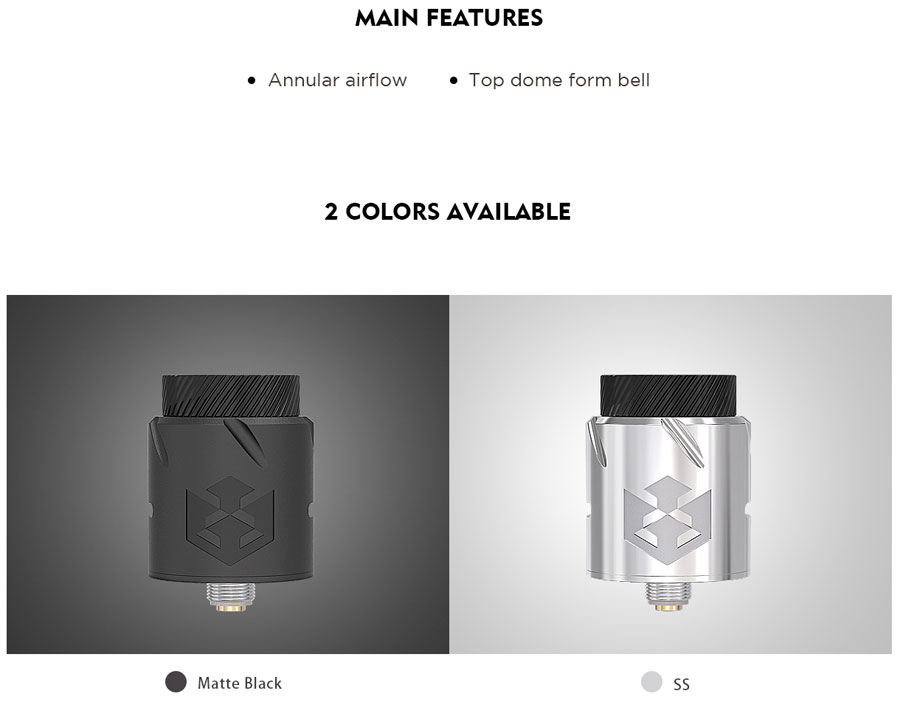 Paradox RDA 2 Colors