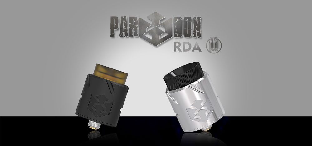 Paradox RDA Banner