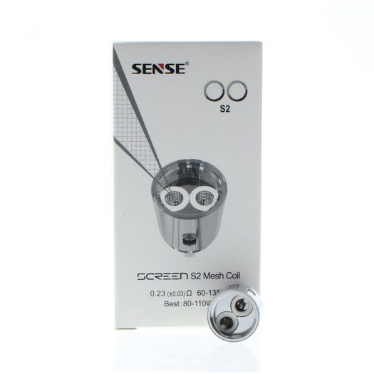 Sense Screen Double Mesh S2 Coils