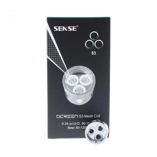 Sense Screen Triple Mesh S3 Coils