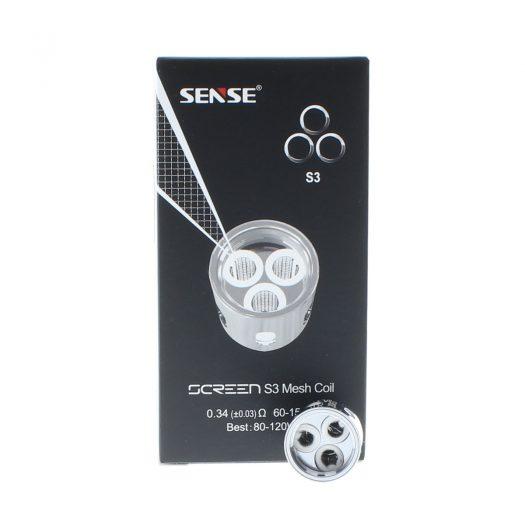 Sense Screen Triple Mesh S3 Coils