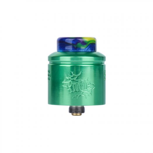 Aluminum Green Profile RDA