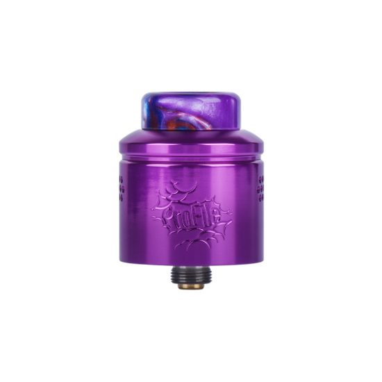 Aluminum Purple Profile RDA