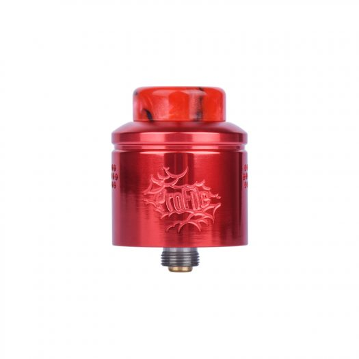 Aluminum Red Profile RDA
