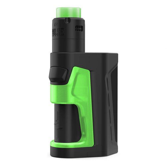 Black & Green Vandy Vape Pulse Dual Kit