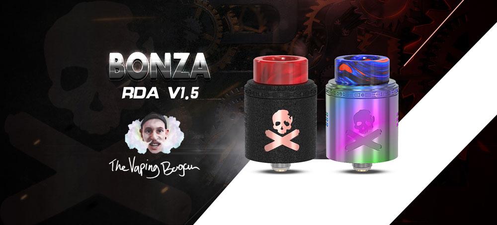 Bonza V1.5 RDA - Banner
