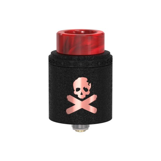 Cooper Wrinkle Painted Black Bonza V1.5 RDA