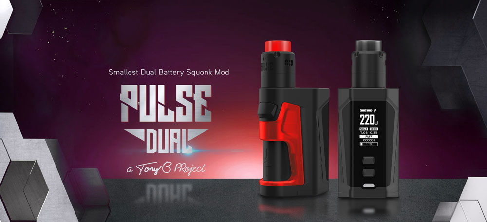 Vandy Vape Pulse Dual Kit - Banner
